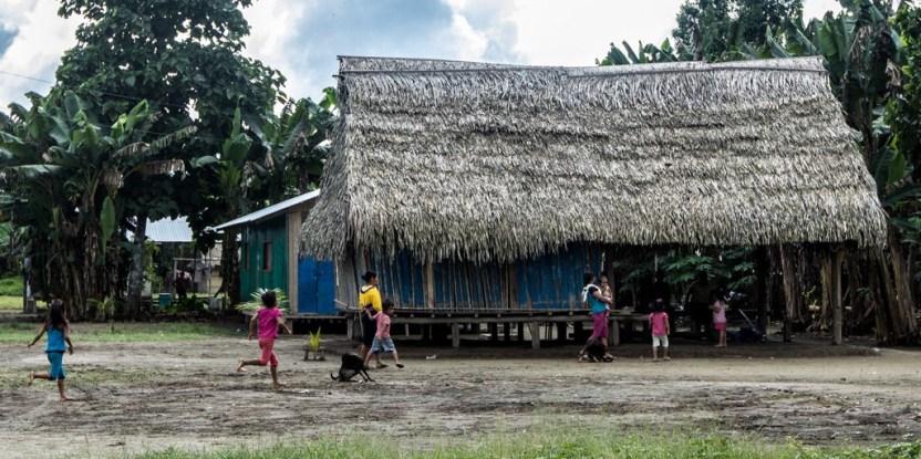 En la Amazonia, un título de propiedad individual puede no proporcionar tanta seguridad como muchos creen. Foto Juan Carlos Huayllapuma, CIFOR