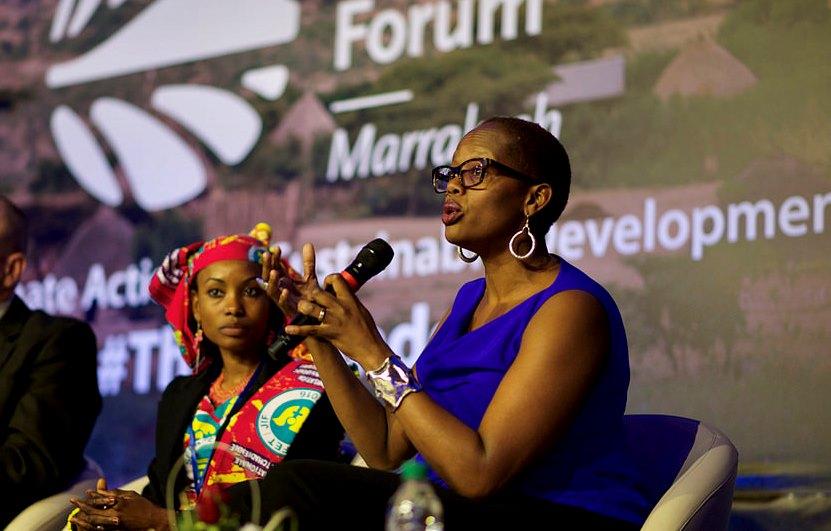 """Wanjira Mathai: """"La restauración de paisajes es la principal respuesta a los Objetivos de Desarrollo Sostenible"""""""