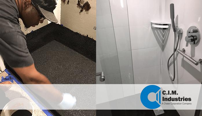 waterproofing under tile things you