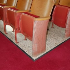 Movie Chairs For Sale Wwe Toy Tables Ladders Antique Theater Seats Cinema Treasures