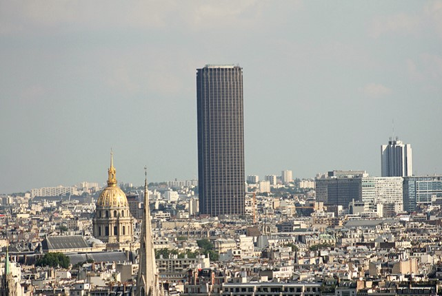 Image result for montparnasse tower
