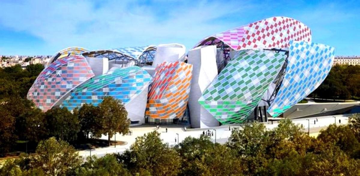 Foncez vite voir Daniel Buren à la Fondation Louis Vuitton