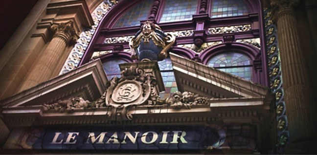 11. Le Manoir de Paris
