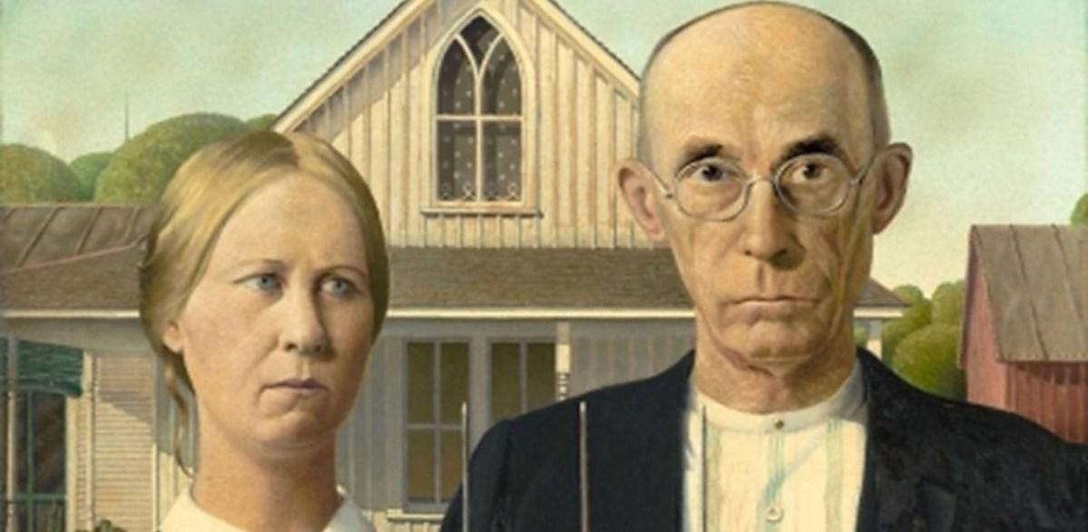 Exposition - La Peinture Américaine des Années 1930