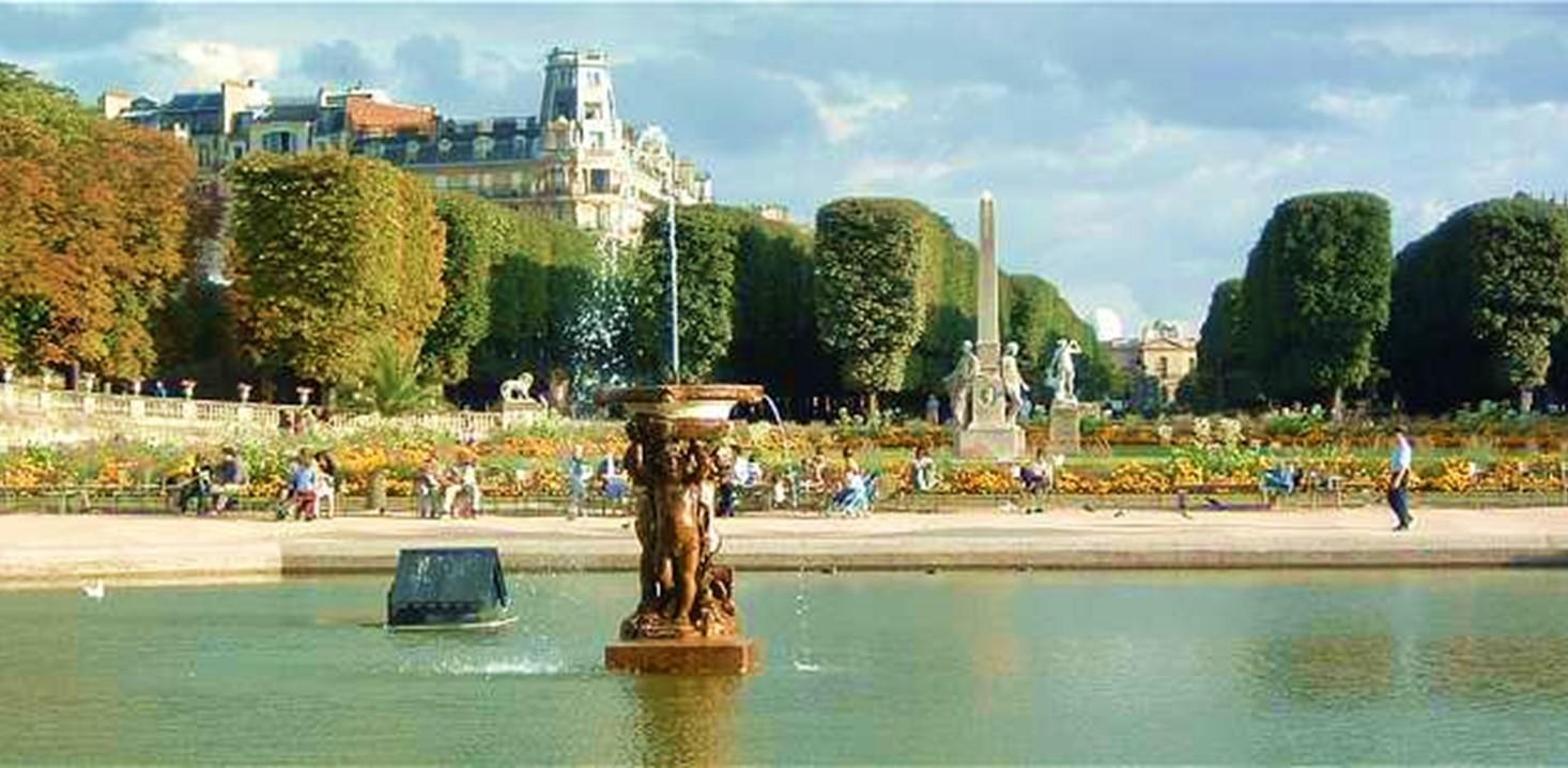 Le Jardin du Luxembourg - Un Jardin Merveilleux
