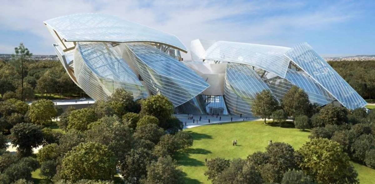 Fondation Louis Vuitton | Architecture + Art = Ticket Gagnant ?