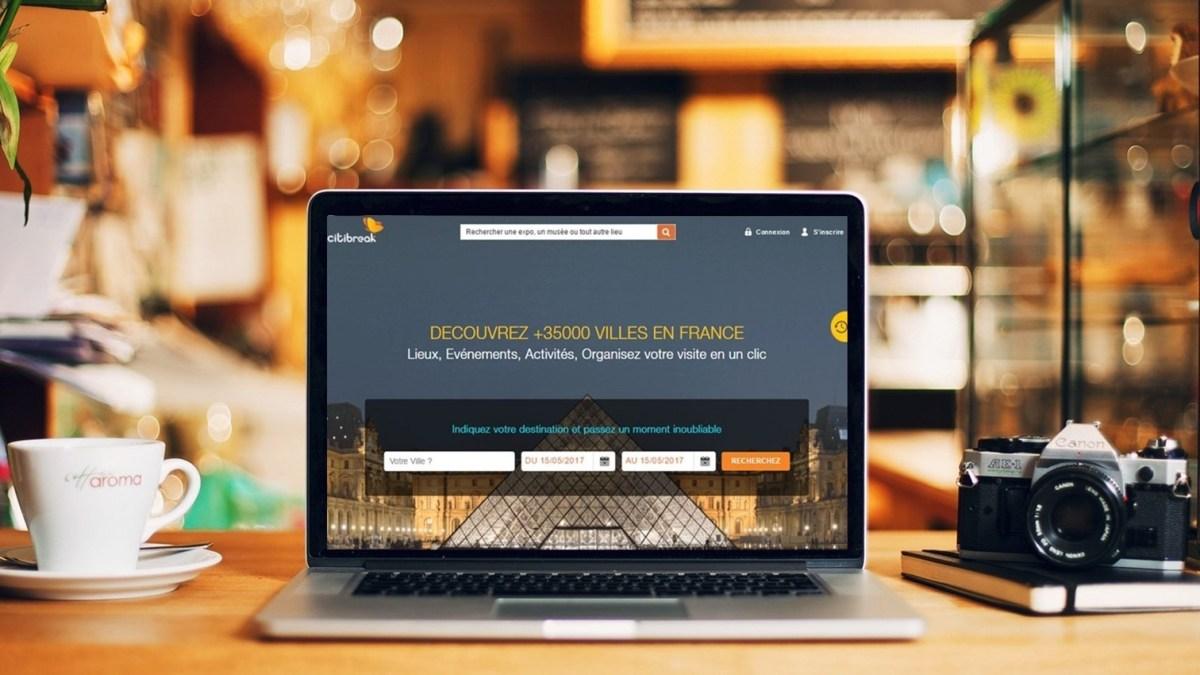 C'est officiel, le Nouveau Site Web de Citibreak est enfin Disponible