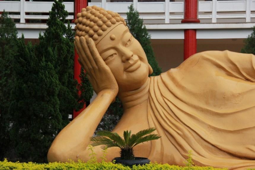 City Tour em Foz passa no Templo Budista