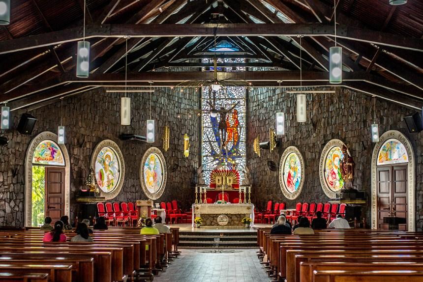 Catedral San Blas em Ciudad del Este