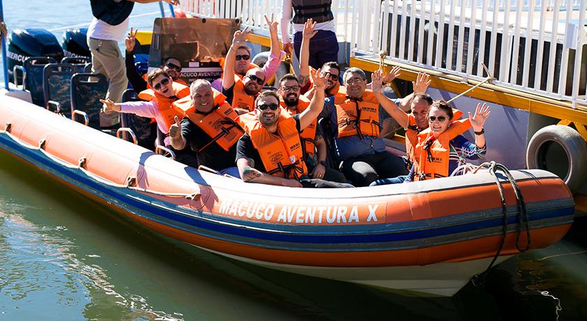 iguassu river EM FOZ DO IGUACU