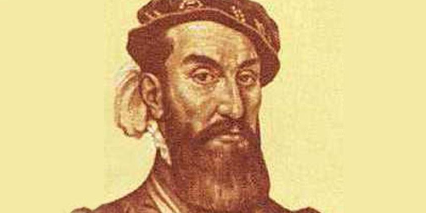 Álvar Núñez Cabeza Fonte: Arquivos da Internet