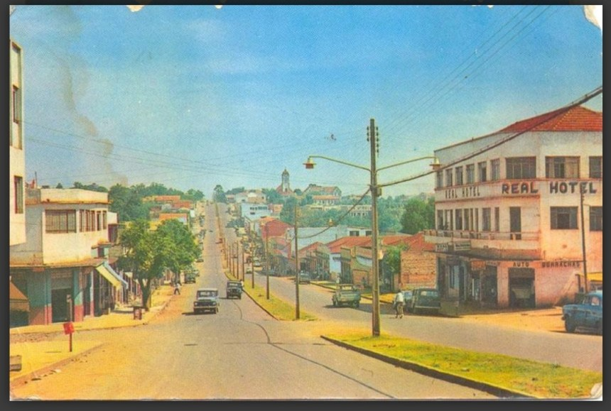 Avenida Brasil - Pista Dupla