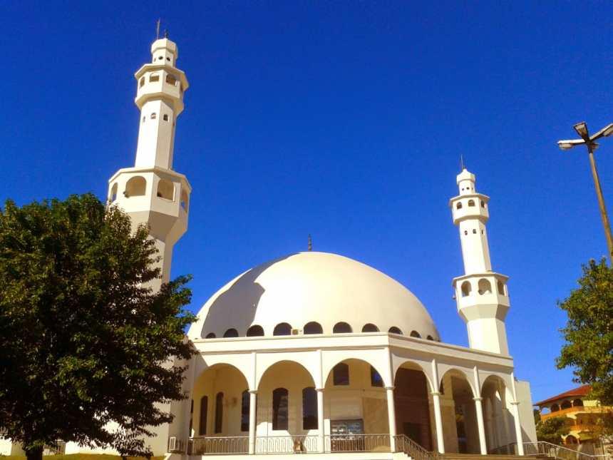 Mesquita Omar Ibn Al-Khattab