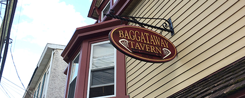 baggataway tavern in Conshohocken PA