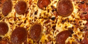 Gluten Free Pepperoni Pizza at And Pizza