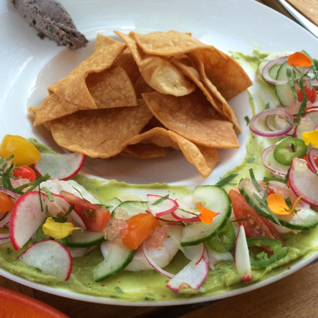 Ceviche Points South Latin Kitchen in Balitomore