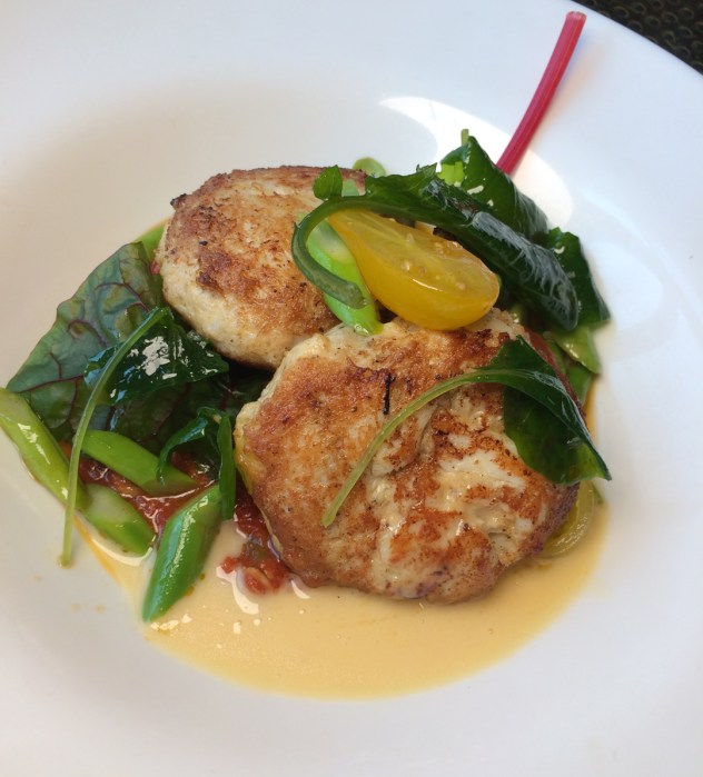 Crab Cakes Waterfront Kitchen Baltimore