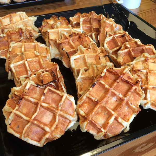 Order & Chaos waffles Baltimore