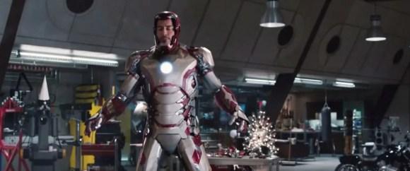 Железный человек со спецэффектами
