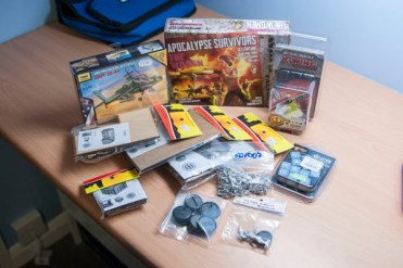 My haul from the wargames show