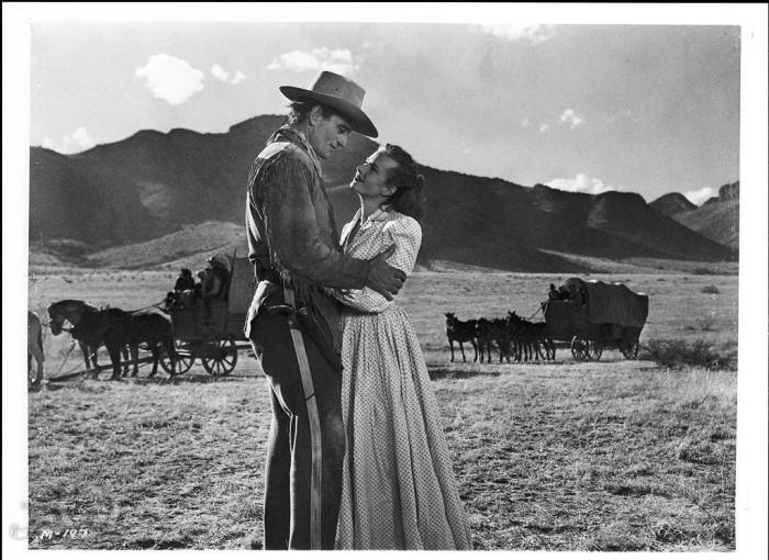 still-of-john-wayne-and-coleen-gray-in-red-river-(1948)-large-picture