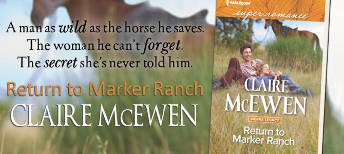 Blog Tour! Return to Marker Ranch!