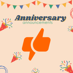 Clapper Anniversary Announcement: One Year of Community🎂