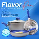 Sin aceite, sin grasa: descubre el zafiro de Flavor Pan