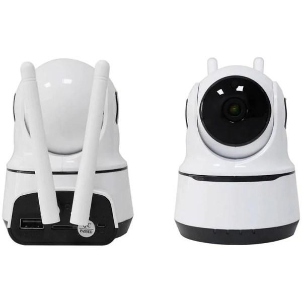 Camara WiFi IP de Seguridad PTZ Full HD 1080 - Claro Shop