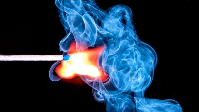 Cura una quemadura leve en casa