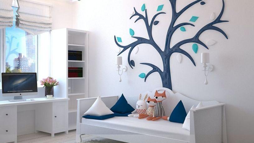Organiza la habitación de tu pequeño