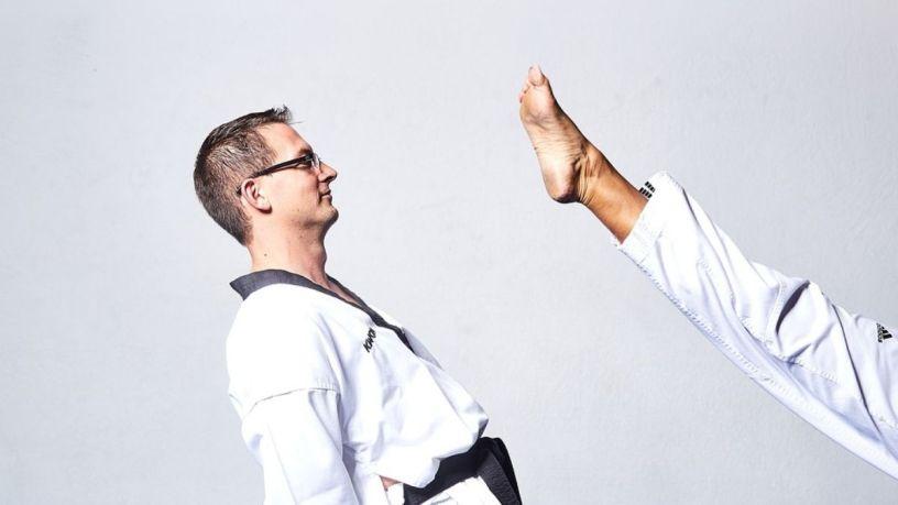 Taekwondo: un arte hecho deporte