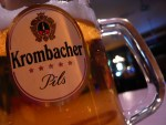 Krombacher, exquisita cerveza de Alemania para el mundo