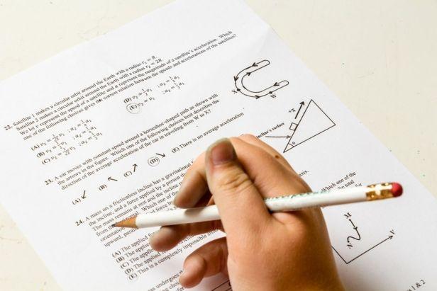 examen de física - claro shop
