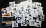 Octubre se llena de arte y tinta con el'Inktober'