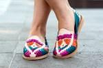 El huarache, un calzado de orgullo prehispánico
