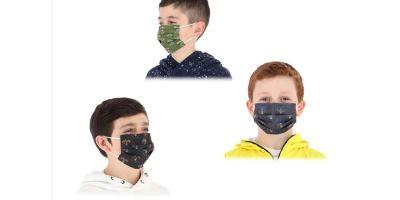 Cubrebocas para niños: protección hecha a la medida