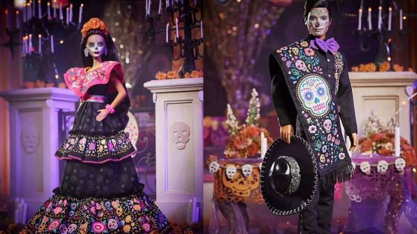 Barbie y Ken Edición Día de Muertos 2021: ¡No dejes que te los ganen!