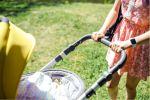 Te decimos cómo limpiar correctamente la carriola de tu bebé