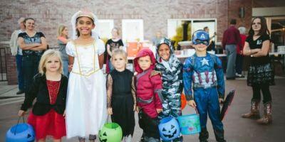 Disfraces de superhéroes para niños que triunfarán este Día de Muertos