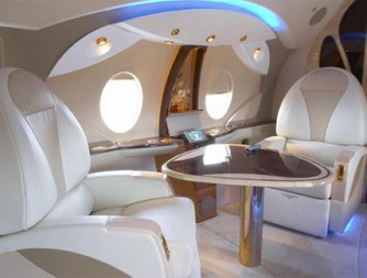 Luxury Private Jet Travel