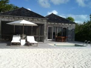Parrot Cay Beach Villa