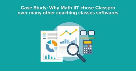 Classpro - Case Study MathIIT