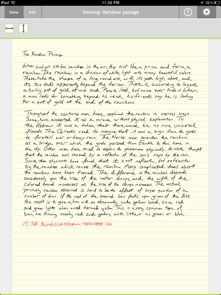 Handwriting app for ipad and onenote
