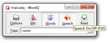 wordq and speakq assistive technology for the classroom