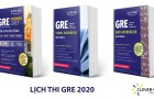 Lịch thi GRE năm 2020