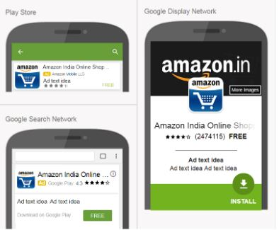 google ads universal campaigns