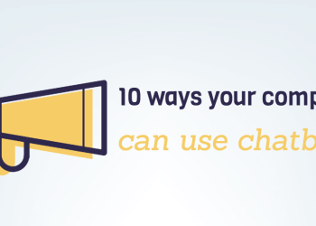 10 ways your company can use chatbots