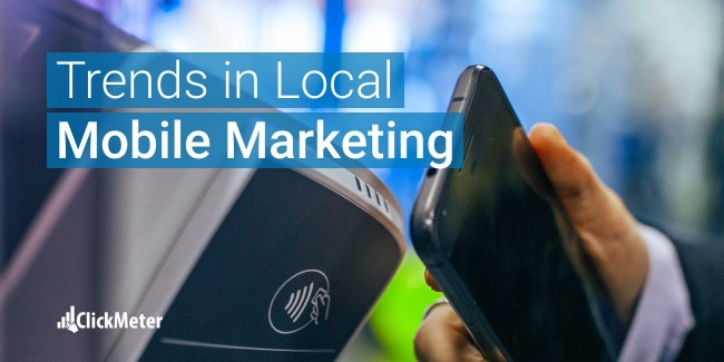 local mobile marketing trends