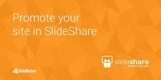 promote slideshare